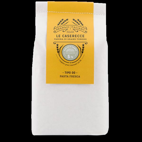 5kg Le Caserecce farina per Pasta Fresca