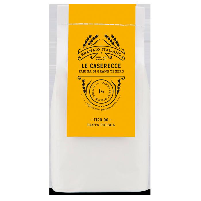 1kg Granaio Italiano type 00 Fresh Pasta Flour